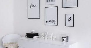 Die Galeriewand ist das neue coole Arrangement für Ihr Schlafzimmer und ist das Beste auf ...