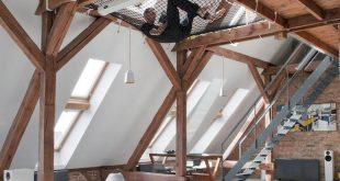 70 Kreatives Loft-Apartment mit kalten Elementen -  - #Genel