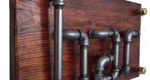 Letrero Vintage para Bar, realizado en Acero Y Madera , le da un toque industria...