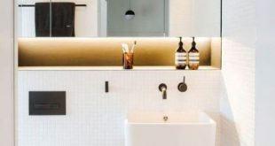 64+ Super Ideas For Apartment Ideas Rental Tiny #apartment #MinimalistBathroomTi...
