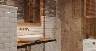 15+ Inspiring Vintage Bathroom Remodel Joanna Gaines Ideas