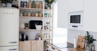 16+ Phenomenal Minimalist Kitchen Scandinavian Ideas
