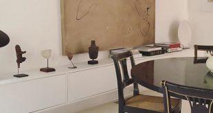 18+ Ideal Industrial Bedroom Headboard Ideas