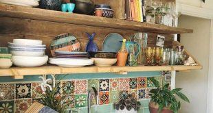 30 Designs, die sich perfekt für Ihre kleine Küche eignen # kitchenisland # kitchenlighting #...