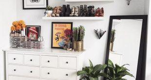 30+ inspirierende gemütliche Wohnung Dekor auf einem Etat