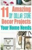 31 ideas apartment decorating diy on a budget dollar stores projects for 2019