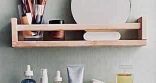 47 Charming Diy Badezimmer Storage-Ideen für kleine Räume   - wohnen - #Badezi...