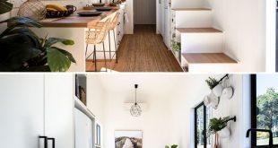 Das Coogee 7.2 ist ein modernes, 7,2 x 2,4 m kleines Haus, das vom Aussie Tiny H...