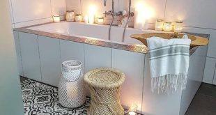 HOME SPA - Relaxen im eigenen Bad! In einem behaglichen Wohlfühlbadezimmer läs...