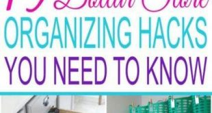 Kids closet organization on a budget dollar stores 40 ideas for 2019