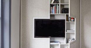 Kleine Wohnung Innenraum Design Ideen - Kleine Räume sind kein problem; Sie mü...