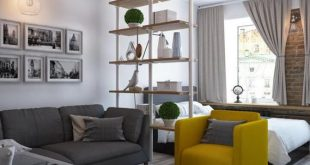 Modern Ideas Doing the Trick of Adding Spacious Look to Small Rooms