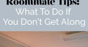 Roommate Tips: What To Do If You Don't Get Along