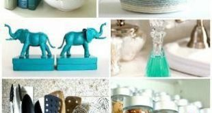 These Dollar Store Decor Hacks are pretty great! I'm glad I found these home dec...
