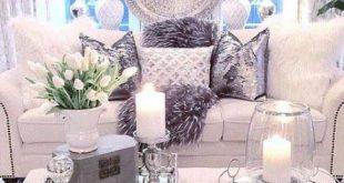 Trendy apartment decorating glam lamps Ideas