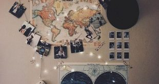 warm and cozy room decor ideas inspiration // tumblr indie grunge rooms with fai